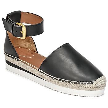 Παπούτσια Γυναίκα Εσπαντρίγια See by Chloé SB26150 Black