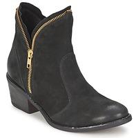 Παπούτσια Γυναίκα Μπότες Casual Attitude LALE Black