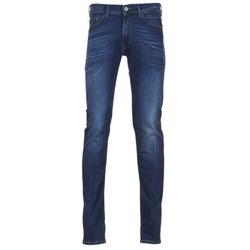 Υφασμάτινα Άνδρας Skinny jeans Replay JONDRILL μπλέ / MEDIUM