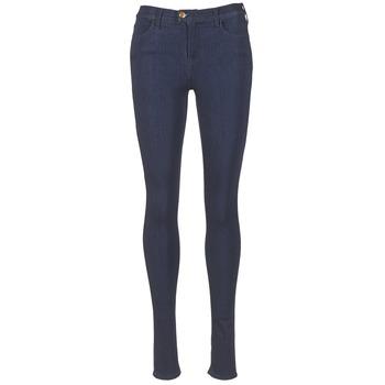 Υφασμάτινα Γυναίκα Skinny jeans Replay TOUCH μπλέ / Brut