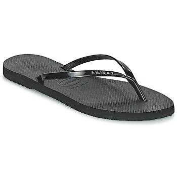 Παπούτσια Γυναίκα Σαγιονάρες Havaianas YOU METALLIC Black