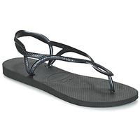 Παπούτσια Γυναίκα Σαγιονάρες Havaianas LUNA Black