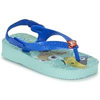 Παπούτσια Παιδί Σαγιονάρες Havaianas BABY DISNEY CUTIES μπλέ / Glacier