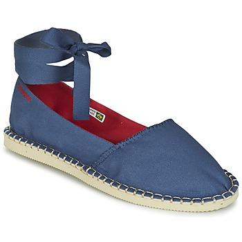 Παπούτσια Γυναίκα Εσπαντρίγια Havaianas ORIGINE SLIM Μπλέ