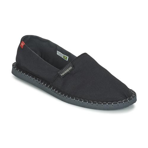 Παπούτσια Εσπαντρίγια Havaianas ORIGINE III Black