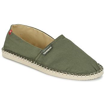 Παπούτσια Εσπαντρίγια Havaianas ORIGINE III Green