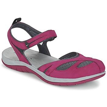 Παπούτσια Γυναίκα Σανδάλια / Πέδιλα Merrell SIREN WRAP Q2 Ροζ