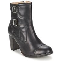 Παπούτσια Γυναίκα Μποτίνια Kickers MEDIX Black