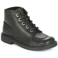 Παπούτσια Γυναίκα Μπότες Kickers KICK COL PERM Black