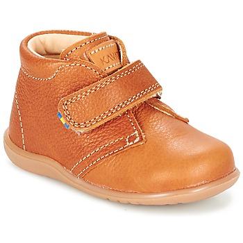Παπούτσια Παιδί Μπότες Kavat HAMMAR Brown