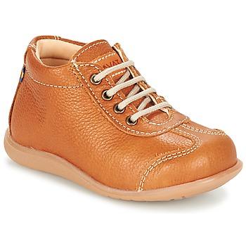 Παπούτσια Παιδί Μπότες Kavat ALMUNGE Brown
