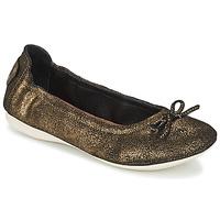 Παπούτσια Γυναίκα Μπαλαρίνες PLDM by Palladium MOMBASA Gold / Black
