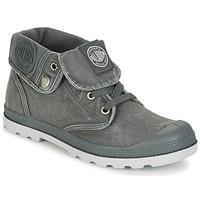 Παπούτσια Γυναίκα Μπότες Palladium BAGGY LOW LP F Grey