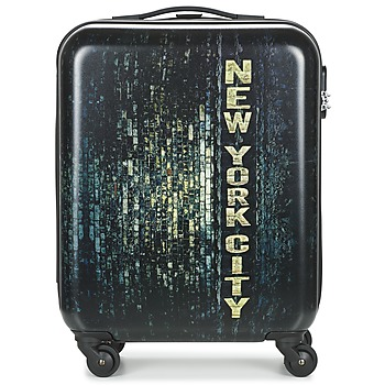 Βαλίτσα με σκληρό κάλυμμα David Jones ORVILLETTE 84L Εξωτερική σύνθεση : Συνθετικό & Εσωτερική σύνθεση : Ύφασμα