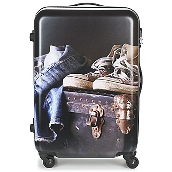 Τσάντες Valise Rigide David Jones ACHIDATA 84L Multicolore