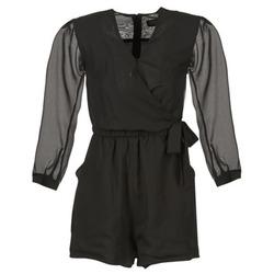 Υφασμάτινα Γυναίκα Ολόσωμες φόρμες / σαλοπέτες Eleven Paris CAKE Black