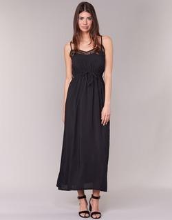Υφασμάτινα Γυναίκα Μακριά Φορέματα Molly Bracken TEDER Black