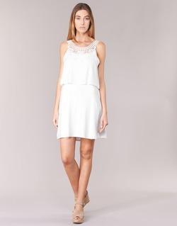Υφασμάτινα Γυναίκα Κοντά Φορέματα Molly Bracken SAMARC Ivory