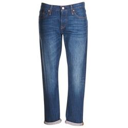 Υφασμάτινα Γυναίκα Boyfriend jeans Levi's 501 CT Crate / Digger