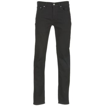 Υφασμάτινα Άνδρας Skinny Τζιν  Levi's 511 SLIM FIT Black