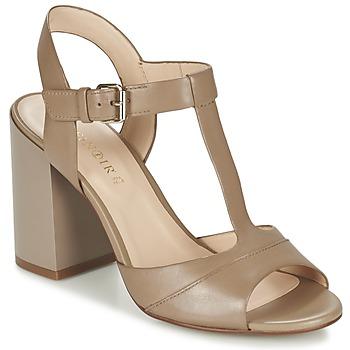 Παπούτσια Γυναίκα Σανδάλια / Πέδιλα Café Noir GIMOTTI Taupe