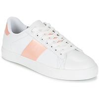 Παπούτσια Γυναίκα Χαμηλά Sneakers Spot on REVILLIA άσπρο / ροζ