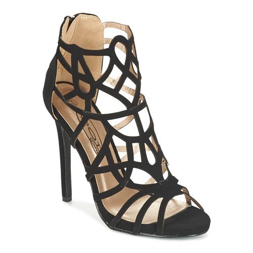 Παπούτσια Γυναίκα Σανδάλια / Πέδιλα Spot on LAFOUILLE Black