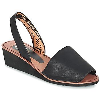 Παπούτσια Γυναίκα Σανδάλια / Πέδιλα Spot on MELOPE Black