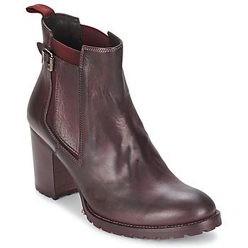 Παπούτσια Γυναίκα Μποτίνια Liebeskind NAPOLI Red / Black
