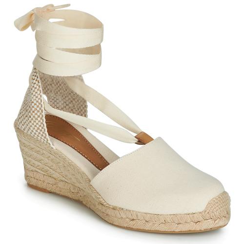 Παπούτσια Γυναίκα Σανδάλια / Πέδιλα Betty London GRANDA Beige