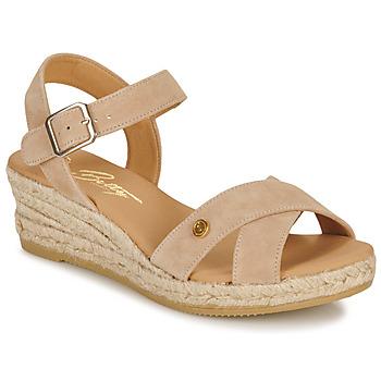 Παπούτσια Γυναίκα Σανδάλια / Πέδιλα Betty London GIORGIA Taupe