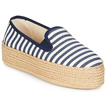 Παπούτσια Γυναίκα Εσπαντρίγια Betty London GROMY MARINE / άσπρο