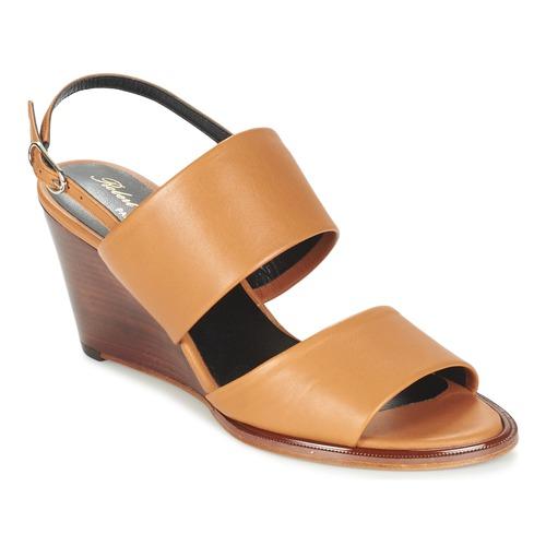 Παπούτσια Γυναίκα Σανδάλια / Πέδιλα Robert Clergerie GUMI Brown