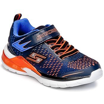 Παπούτσια Αγόρι Multisport Skechers ERUPTERS II MARINE / Orange