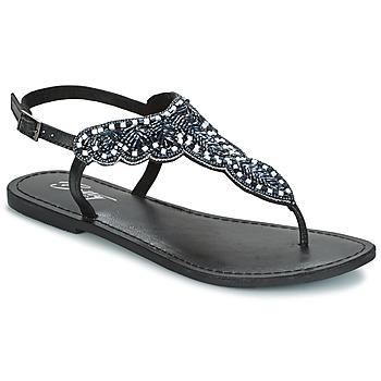 Παπούτσια Γυναίκα Σανδάλια / Πέδιλα Betty London GRESA Black