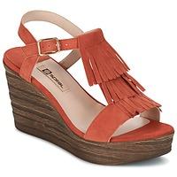 Παπούτσια Γυναίκα Σανδάλια / Πέδιλα Spiral CARLA Orange