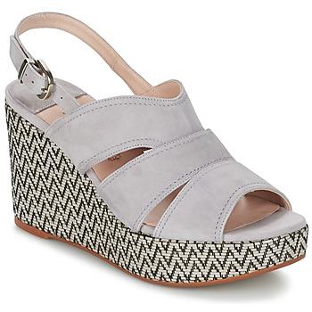Παπούτσια Γυναίκα Σανδάλια / Πέδιλα Spiral PAULA Grey