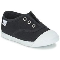 Παπούτσια Παιδί Χαμηλά Sneakers Citrouille et Compagnie RIVIALELLE Black
