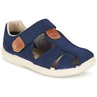 Παπούτσια Αγόρι Σανδάλια / Πέδιλα Citrouille et Compagnie GUNCAL Marine