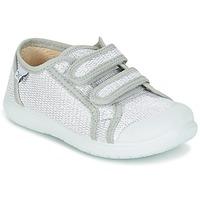 Παπούτσια Κορίτσι Χαμηλά Sneakers Citrouille et Compagnie GLASSIA Silver