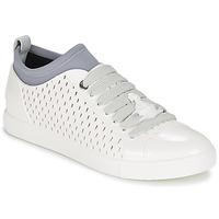 Παπούτσια Άνδρας Χαμηλά Sneakers Vivienne Westwood ORB ENAMELLED SNKER άσπρο