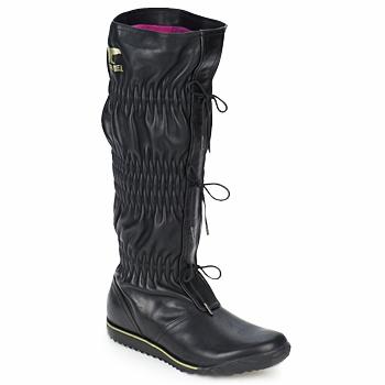 Παπούτσια Γυναίκα Μπότες για την πόλη Sorel FIRENZY Black