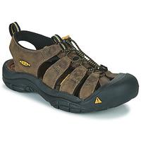 Παπούτσια Άνδρας Σπορ σανδάλια Keen NEWPORT Brown