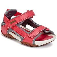 Παπούτσια Κορίτσι Σανδάλια / Πέδιλα Camper OUS Red