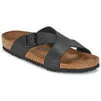 Παπούτσια Άνδρας Τσόκαρα Birkenstock TUNIS Black