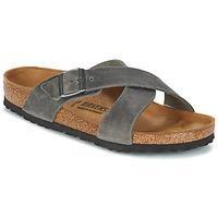 Παπούτσια Άνδρας Τσόκαρα Birkenstock TUNIS Grey