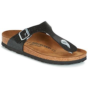 Παπούτσια Παιδί Σαγιονάρες Birkenstock GIZEH Black