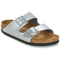 Παπούτσια Παιδί Τσόκαρα Birkenstock ARIZONA Silver