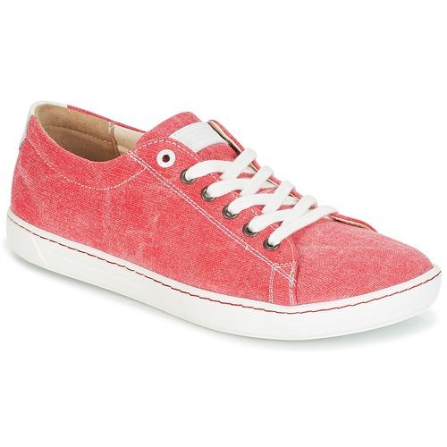 Παπούτσια Γυναίκα Derby Birkenstock ARRAN LADIES Red