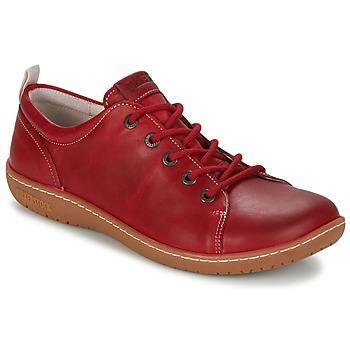 Παπούτσια Γυναίκα Derby Birkenstock ISLAY Red